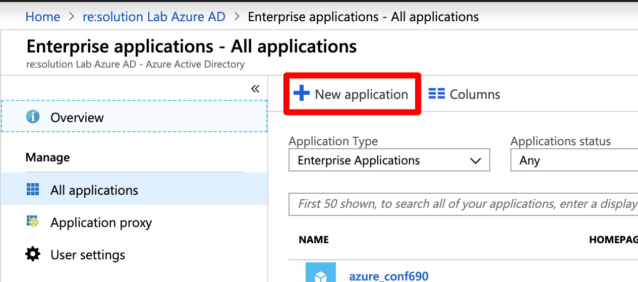 Azure AD with Just-in-Time Provisioning